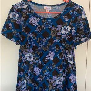 LAST CHANCE LulaRoe Floral Trellis Jessie Dress